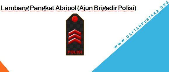 Lambang Pangkat Abripol (Ajun Brigadir Polisi)