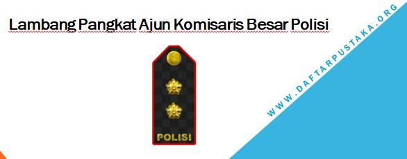 Lambang Pangkat Ajun Komisaris Besar Polisi