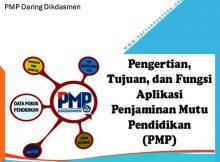 PMP Daring Dikdasmen Penjaminan mutu pendidikan