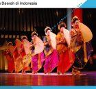 Tarian Daerah di Indonesia