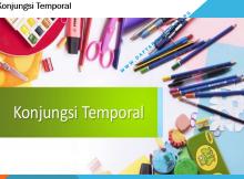 Kalimat Konjungsi Temporal